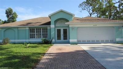 Bonita Springs Single Family Home For Sale: 10122 Sunshine Dr