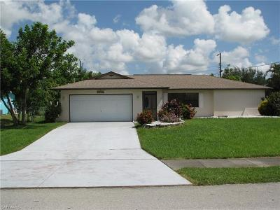 Cape Coral Single Family Home For Sale: 1421 SW 28th St