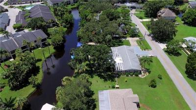 North Fort Myers Single Family Home For Sale: 1858 Flamingo Dr