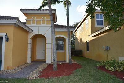 Estero Single Family Home For Sale: 20608 W Golden Elm Dr