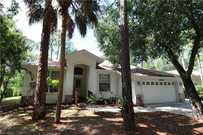 Fort Myers Single Family Home For Sale: 15700 Red Fox Run