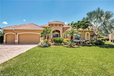 Cape Coral FL Single Family Home For Sale: $459,900