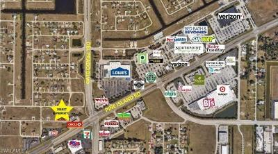 Cape Coral Commercial For Sale: 1502 NE 9th St