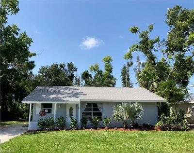 Fort Myers FL Single Family Home For Sale: $189,900
