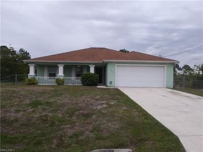 Lehigh Acres FL Single Family Home For Sale: $183,000