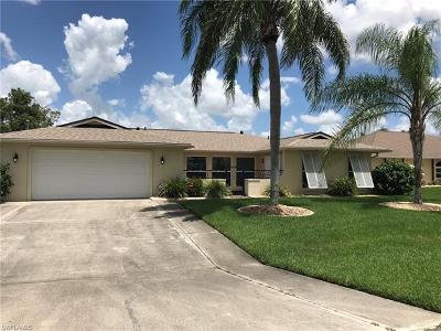 Cape Coral Single Family Home For Sale: 1923 SE 31st Ter
