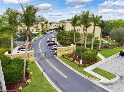 Cape Coral Condo/Townhouse For Sale: 1785 Four Mile Cove Pky #332