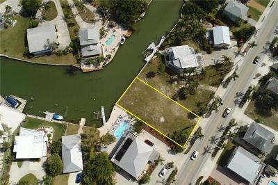 Fort Myers Beach Residential Lots & Land For Sale: 607 Estero Blvd