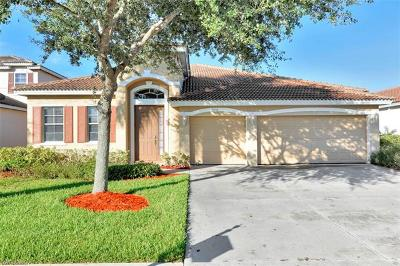 Coral Lakes Single Family Home For Sale: 3016 Lake Manatee Ct