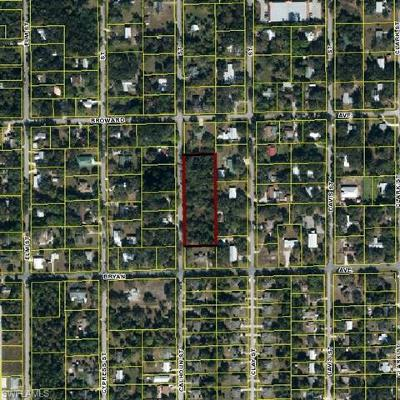 Labelle FL Residential Lots & Land For Sale: $92,500