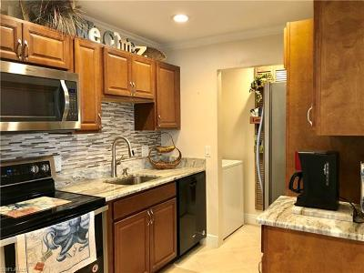 Fort Myers FL Condo/Townhouse For Sale: $164,000