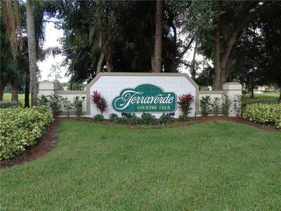 Fort Myers Rental For Rent: 17260 Eagle Trace Ave #5