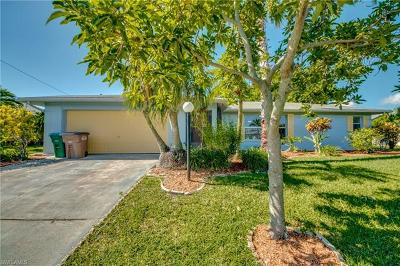 Cape Coral Single Family Home For Sale: 924 SE 18th St