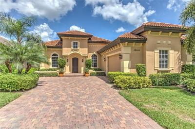 Estero Single Family Home For Sale: 12514 Grandezza Cir