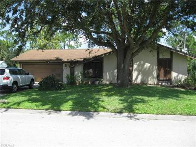 North Fort Myers Single Family Home For Sale: 1325 Torreya Cir