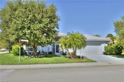 North Fort Myers Single Family Home For Sale: 20817 Santorini Way