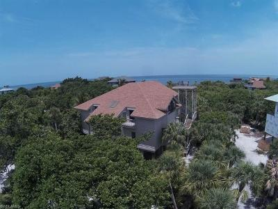 Captiva Single Family Home For Sale: 460 Gulf Bend Dr #10