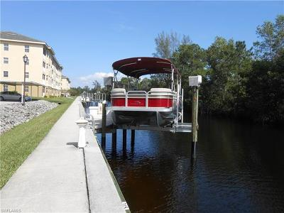 Cape Coral Boat Slip For Sale: 1801 Four Mile Cove Pky