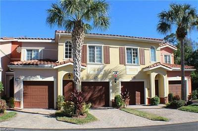 Estero Condo/Townhouse For Sale: 20273 Royal Villagio Ct #103