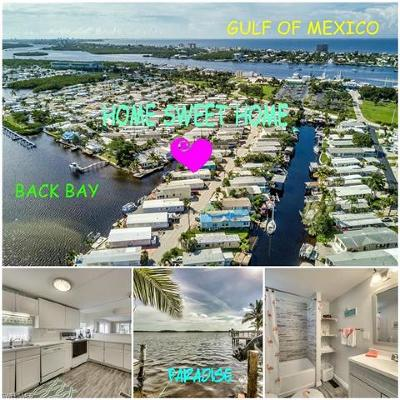 Fort Myers Beach Condo/Townhouse For Sale: 68 Emily Ln