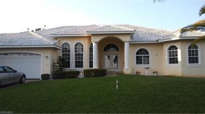 Cape Coral Single Family Home For Sale: 535 Coral Dr