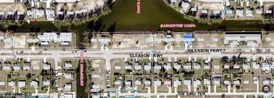 Cape Coral FL Residential Lots & Land For Sale: $65,000