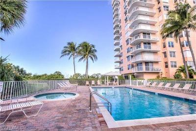 Fort Myers Beach Condo/Townhouse For Sale: 7390 Estero Blvd #102