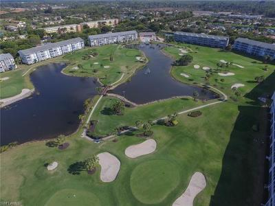 Fort Myers Condo/Townhouse For Sale: 14791 Hole In One Cir #110