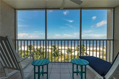 Fort Myers Beach Condo/Townhouse For Sale: 140 Estero Blvd #2508