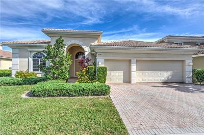 Fort Myers FL Single Family Home For Sale: $559,900