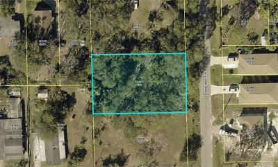 Fort Myers Residential Lots & Land For Sale: 1510 Markland Ave