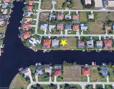 Bonita Springs, Cape Coral, Estero, Fort Myers, Fort Myers Beach, Marco Island, Naples, Sanibel, Captiva Residential Lots & Land For Sale: 1916 SW 48th Ln