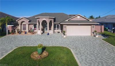 Cape Coral Single Family Home For Sale: 4216 SW 10th Ave