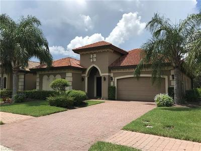 Fort Myers Rental For Rent: 11848 Rosalinda Ct