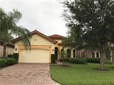 Fort Myers Rental For Rent: 8287 Provencia Ct