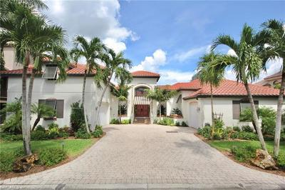 Fort Myers Single Family Home For Sale: 15431 Catalpa Cove Ln E