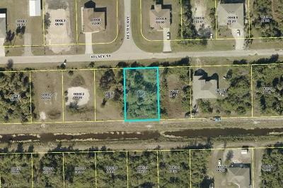 Fort Myers Residential Lots & Land For Sale: 3733 Kelsey St