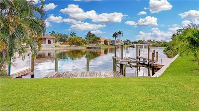 Cape Coral, Fort Myers, North Fort Myers Single Family Home For Sale: 2703 SW 39th Ter
