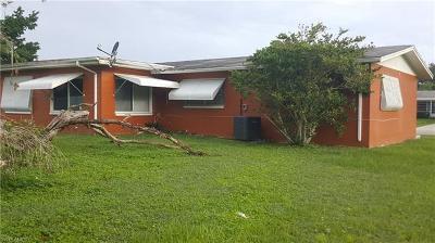 Lehigh Acres Single Family Home For Sale: 508 E Jasmine Rd