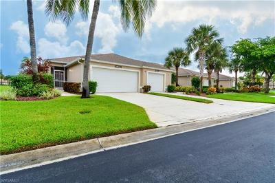 Fort Myers Condo/Townhouse For Sale: 14271 Hilton Head Dr
