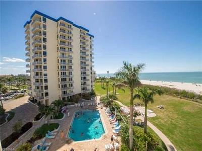 Fort Myers Beach Condo/Townhouse For Sale: 7300 Estero Blvd #102