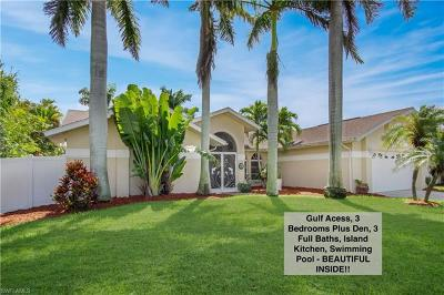 Cape Coral Single Family Home For Sale: 4437 SW 13th Ave