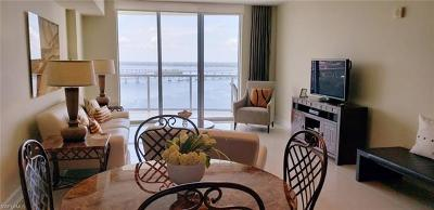 Fort Myers Condo/Townhouse For Sale: 3000 Oasis Grand Blvd #2503