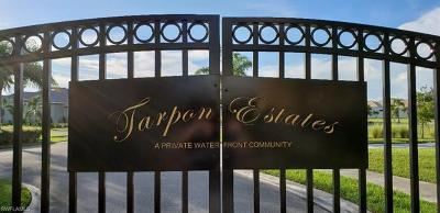 Tarpon Estates, Tarpon Gardens, Tarpon Landings, Tarpon Point Marina Residential Lots & Land For Sale: 6081 Tarpon Estates Blvd