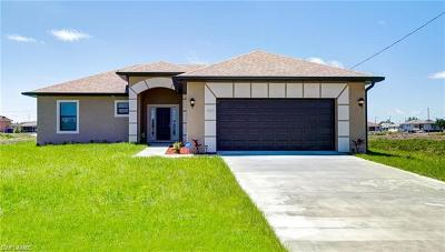 Lehigh Acres Single Family Home For Sale: 3714 39th St SW