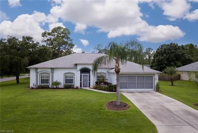 North Port Single Family Home For Sale: 3107 Emerald Ln