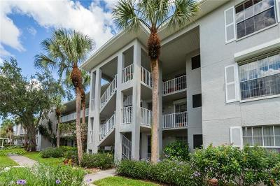 Fort Myers Condo/Townhouse For Sale: 14461 Lakewood Trace Ct #205