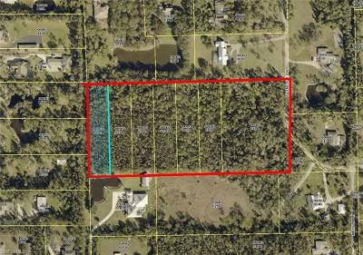 Fort Myers Residential Lots & Land For Sale: 15790 Glendale Ln