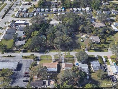 Fort Myers Residential Lots & Land For Sale: 340 Buena Vista Blvd