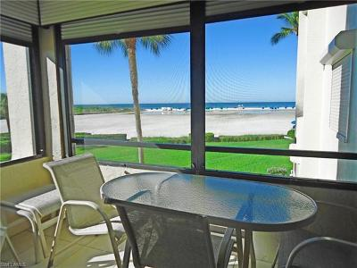 Fort Myers Beach Condo/Townhouse For Sale: 6672 Estero Blvd S #A208